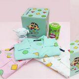 韓國SPAO推出蠟筆小新睡衣限量版Lucky Box!除了有睡衣外,裡面還有這些東西!