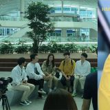 SJ圭贤退伍后首个海外行程献给台湾!与《穷游豪华团2》节目组抵达高雄