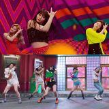 JYP新女團NiziU在12秒內串聯直系女團前輩們的6首歌12個動作!