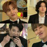 SJ《Super TV》逃出食堂的现实版来了~这次哪一位成员可以成功逃出呢?