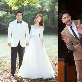 Running Man成員、CNBLUE等明星出席柳賢振婚禮