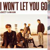 GOT7 全新日语专辑〈I Won't Let You Go〉尚未发行 就先拿下当地排行榜冠军!