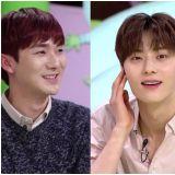 《你好》NU'EST成員Aron爆料:黃旼炫一天要照50次鏡子以上