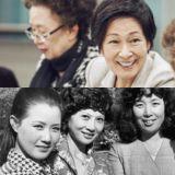 40年前的合影,40年後的重逢,這3位的存在就是一個傳奇