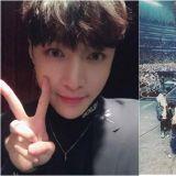 他还在!EXO 出道纪念日LAY发文表心意