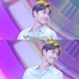 EXO SUHO出演《Duet歌謠祭》