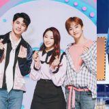 Wanna One邕圣佑、gugudan美娜、NCT Mark《音乐中心》新MC第一天上班,三人首次同台!