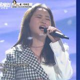 《Sing Again》六强决赛!Ladies' Code昭政压力太大忘词,最终拿下第四名!
