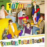 Block B 出道十週年!今晚直播回顧眾多經典好歌