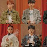 EXO 冬季禮物〈Universe〉溫暖恆常 持續橫掃海內外音源榜!