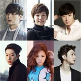 tvN新剧《灰姑娘与四骑士》梦幻海报公开 8/12首播