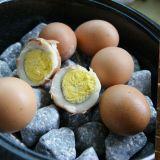 【K社韓文小百科】韓國人心中的「藥石」——麥飯石! 汗蒸房必備烤雞蛋就是用它做~