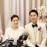 《同床异梦2》神话JunJin妻子颜值高神似王祖贤,空姐后辈评价:外貌性格都是女神级!