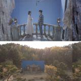 《雖然是精神病但沒關係》幕後照片公開!高文英家的城堡、夜色風景等都是CG,真的展現童話視覺效果!