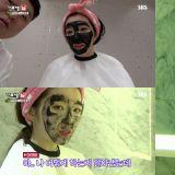 Irene在《俘獲芳心頻道》被畫黑臉後,卸妝展現素顏!讓網友大讚:「素顏後更清純更好看!」