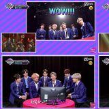 BTS防弹少年团看出道舞台Reaction!j-hope:不觉得那时候的眼神充满狠劲吗?V:因为眼线画得很浓