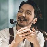 为戏蓄须后更有男人味!卞耀汉在《阳光先生》里的络腮胡真的是自己的耶~