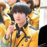 【多图】姜澯熙VS黄宇宙!SF9澯熙的高中校服照片也太帅♥