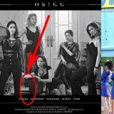少女时代Oh!GG预告照发生P图失误? DIA、Lovelyz也有过「惊悚图」!
