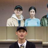 真的讓人太期待!金秀賢、徐睿知主演tvN新劇《雖然是精神病但沒關係》劇本閱讀照公開,將在6月首播!