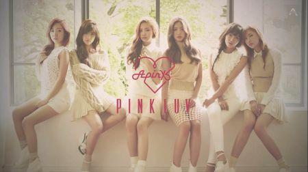 A pink公開新專輯《PINK LUV》精彩集錦MV