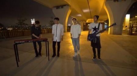 香港歌手周志文、羅孝勇翻唱《太陽的後裔》OST獲讚
