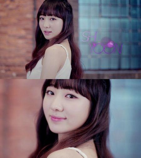 Kara公開新成員第二候選 清純美麗