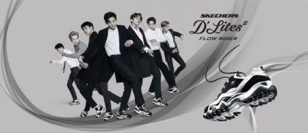 EXO代言運動鞋完整廣告公開