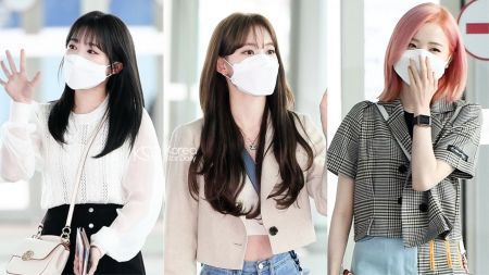 IZ*ONE今日正式解散:3名日籍成员返回日本,在机场泛泪挥别粉丝!