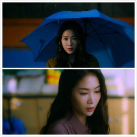 SISTAR昭宥深情唯美个人版《下雨了》公开