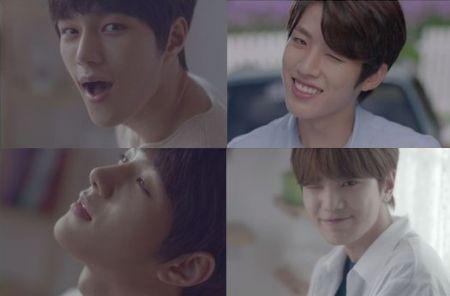 INFINITE F出道曲《心跳》MV
