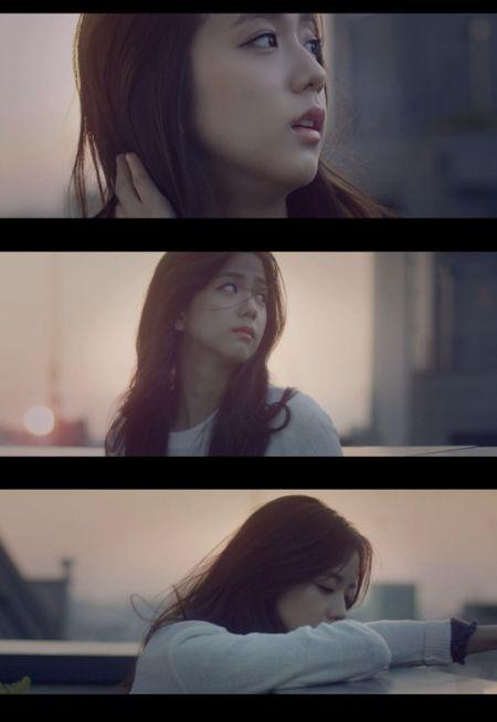 YG娛樂新女團成員金智秀出演Epik High新歌MV 散清純可愛