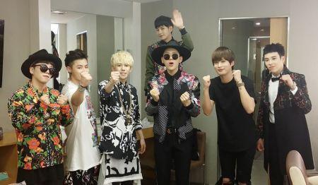 Block B參與接力宣傳「首爾阿裡郎慶典」活動