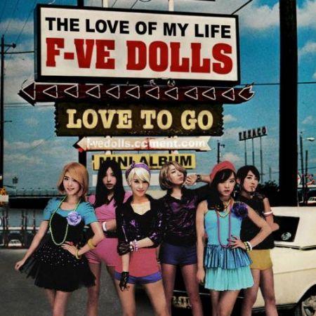 F-ve Dolls改名重新出发 新歌《Match #1》MV公开