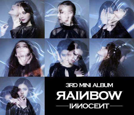 Rainbow公開《Innocent》歌單和專輯嘗鮮版短片