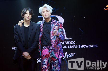 VIXX小分隊LR舉辦出道Showcase 推自創專輯
