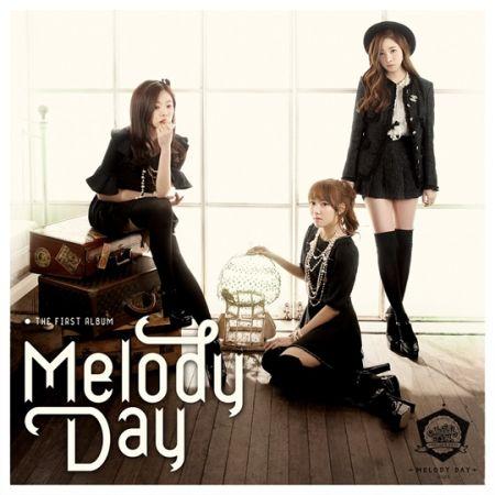 新人組合Melody Day公開主打歌曲《怎樣的離別》與MV