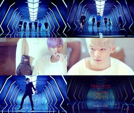 TEEN TOP曝新曲《ah-ah》宣傳MV演繹夢幻風