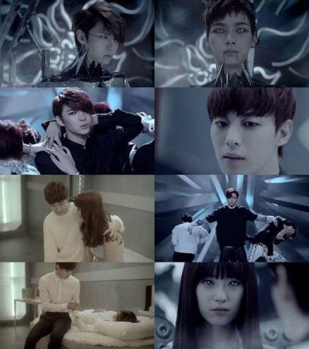 VIXX曝新曲《Error》MV 展極限夢幻