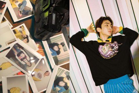 SHINee Key 下周发行首张个人日语专辑〈Hologram〉 先来看看专辑内容物!