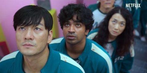 《鱿鱼游戏》里的外籍劳工阿里现实生活中居然是印度贵族!在韩出道8年合作的全是大咖