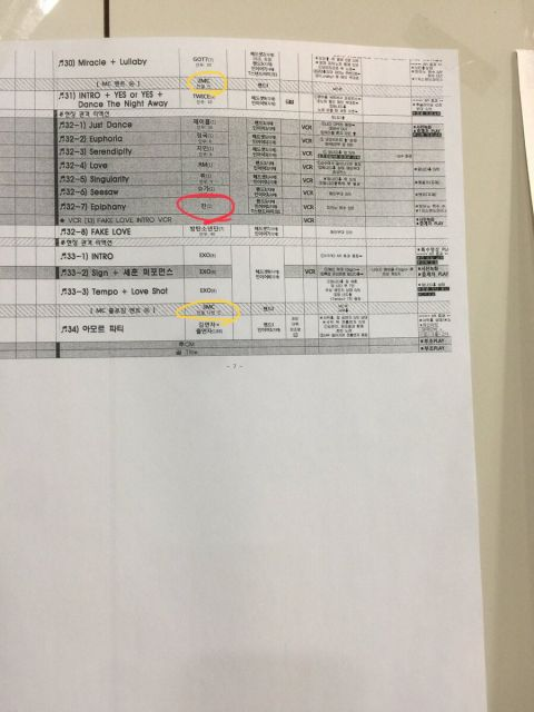 《2018 KBS歌谣大祝祭》节目单泄露!BTS防弹少年团将带来7人7色solo舞台