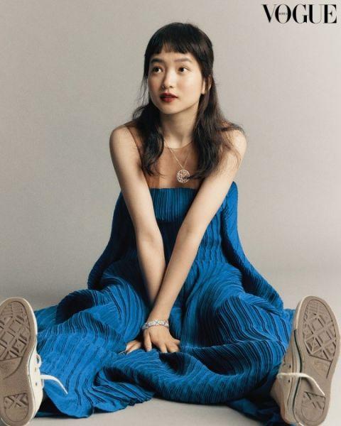 金泰梨时尚画报风格多变:「想成为不受限制的演员」