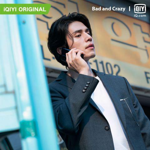 《驱魔面馆》导演新作《Bad and Crazy》李栋旭&魏河俊「双帅」剧照公开,超强Bromance组合来袭!