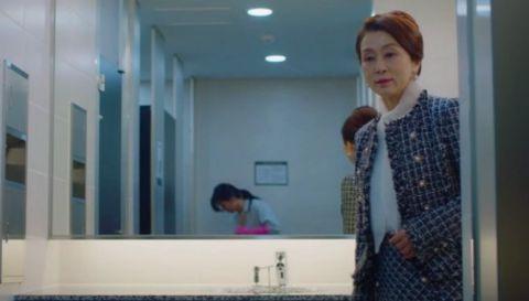 绿色点点裙是赢不过绿色眼妆的:《机智医生生活2》秋秋冲啊~未来婆婆一定会成为你爱情路上的助攻!