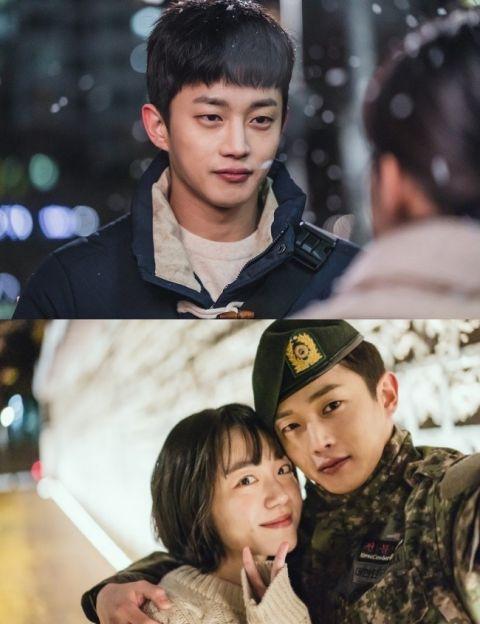 金玟锡&南奎里确定合作新剧《皮塔在恋爱》,饰演南韩大明星和北韩女战士