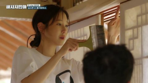 综艺《不会伤害你》第3集预告:「傻瓜三兄弟」至亲朴基雄、「河博士」家人金素妍、崔艺彬来劳动啦!