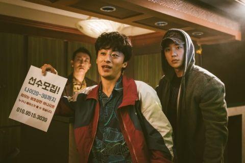 丁海寅&具教焕主演新剧《D.P:逃兵追缉令》播出大受好评,网友:只有6集根本不够看啊!