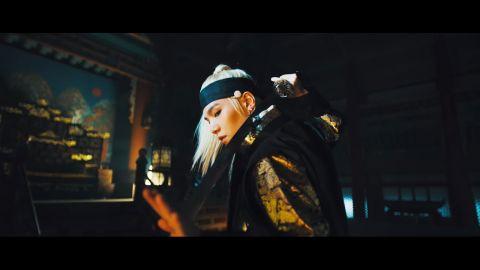 [有片]防弹少年团 SUGA「大吹打」 MV公开路人太抢镜 : 阿米画错重点了