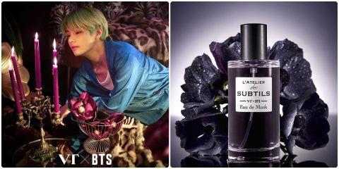 VT X BTS 将在5/30上市7款联名香水,宣传照超好看! - KSD 韩星网 -116980-737907